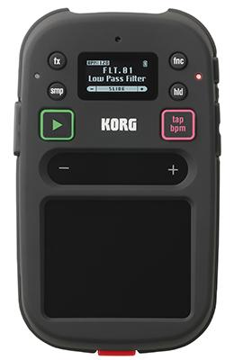 KORG Synthesizer, digital, KAOSS PAD 2S mini, Sampler, Pad