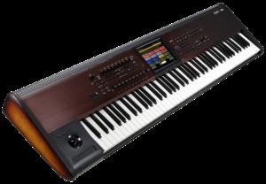 KORG Synthesizer, digital, USB KRONOS88 LS,88 leichtg. Tasten