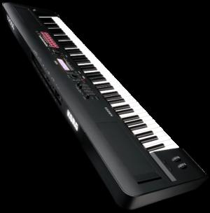 KORG Synthesizer, digital, KROSS2-88, 88 Tasten, schwarz matt