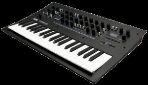 KORG Synthesizer, analog, minilogue xd, 4-stimmig, 37 Tasten, Multi-Engine, DFX