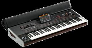 KORG Entertainer Keyboard, Paket, Pa4X61 ORIENTAL inklusive PaAS