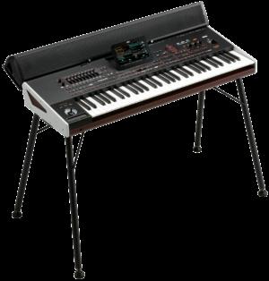 KORG Entertainer Keyboard, Pa4X ORIENTAL, 61 Tasten