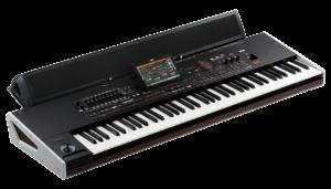 KORG Entertainer Keyboard, Paket, Pa4X76 inklusive PaAS
