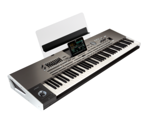 KORG Entertainer Keyboard, Pa4X MUSIKANT, 76 Tasten