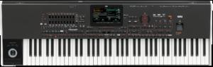 KORG Entertainer Keyboard, Pa4X ORIENTAL, 76 Tasten