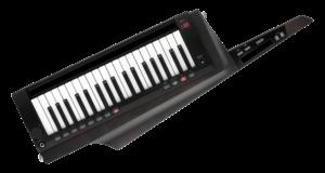 KORG Umhänge Keyboard, digital, RK-100S2-TBK, USB, 37 Tasten, schwarz
