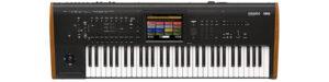 KORG Synthesizer, digital, KRONOS 2015, Sampler, 61 Tasten