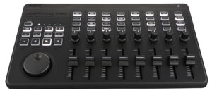 KORG USB-Controller, Bluetooth, nanoKONTROL Studio, schwarz