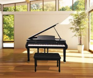 Digital Grand Piano Artesia AG-50