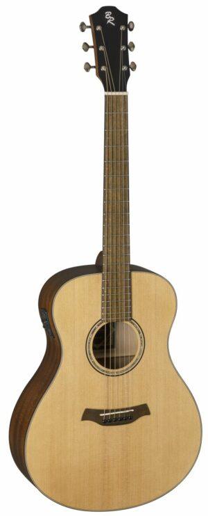 Folk Westerngitarre mit Tonabnehmer BATON ROUGE X11LS/FE