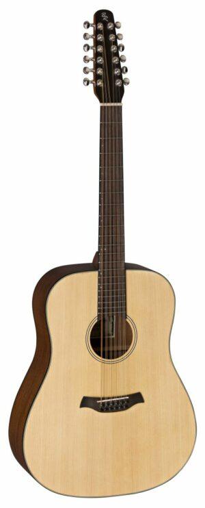 12-Saitige Westerngitarre BATON ROUGE L1LS/D-12