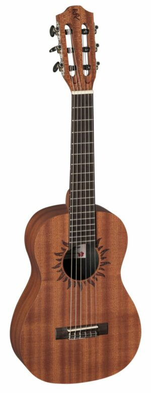 Guitarlele Bariton Größe Korpus BATON ROUGE V2-G sun