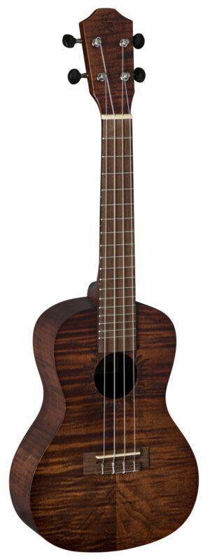 Concert Ukulele body exotic mahogany BATON ROUGE V4-C sun