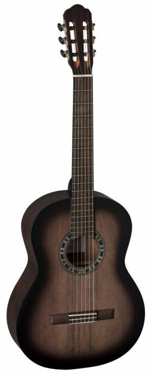 Klassik Gitarre 4/4 Linkshänder LA MANCHA Granito 32-AB-L