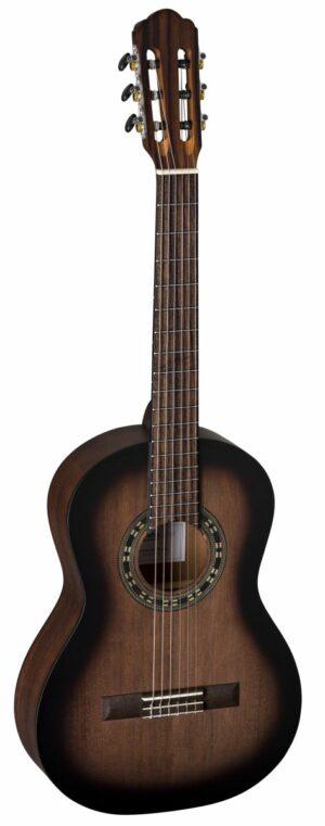 Konzertgitarre 7/8 Fichte Decke LA MANCHA Granito 32-7/8-AB