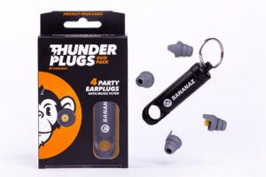 Bananaz Thunderplugs Duopack