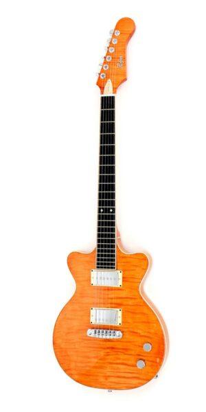 Hofner H4800-C-OR-0 Leader Classic electric guitar Orange