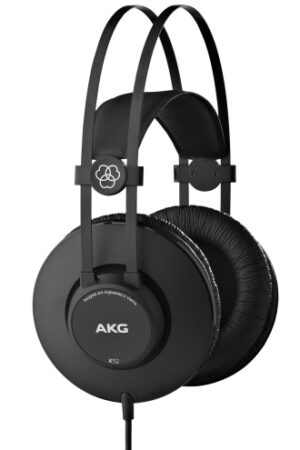 AKG K52 Studio Kopfhörer geschlossen