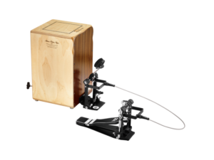 MEINL Percussion Cajon Pedal inklusive Stimmschlüssel