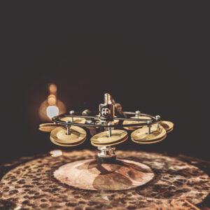 MEINL Percussion Benny Greb Signature Sand HiHat Tambourine